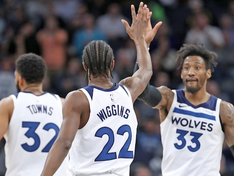 Scouting Report | Wolves at Nets