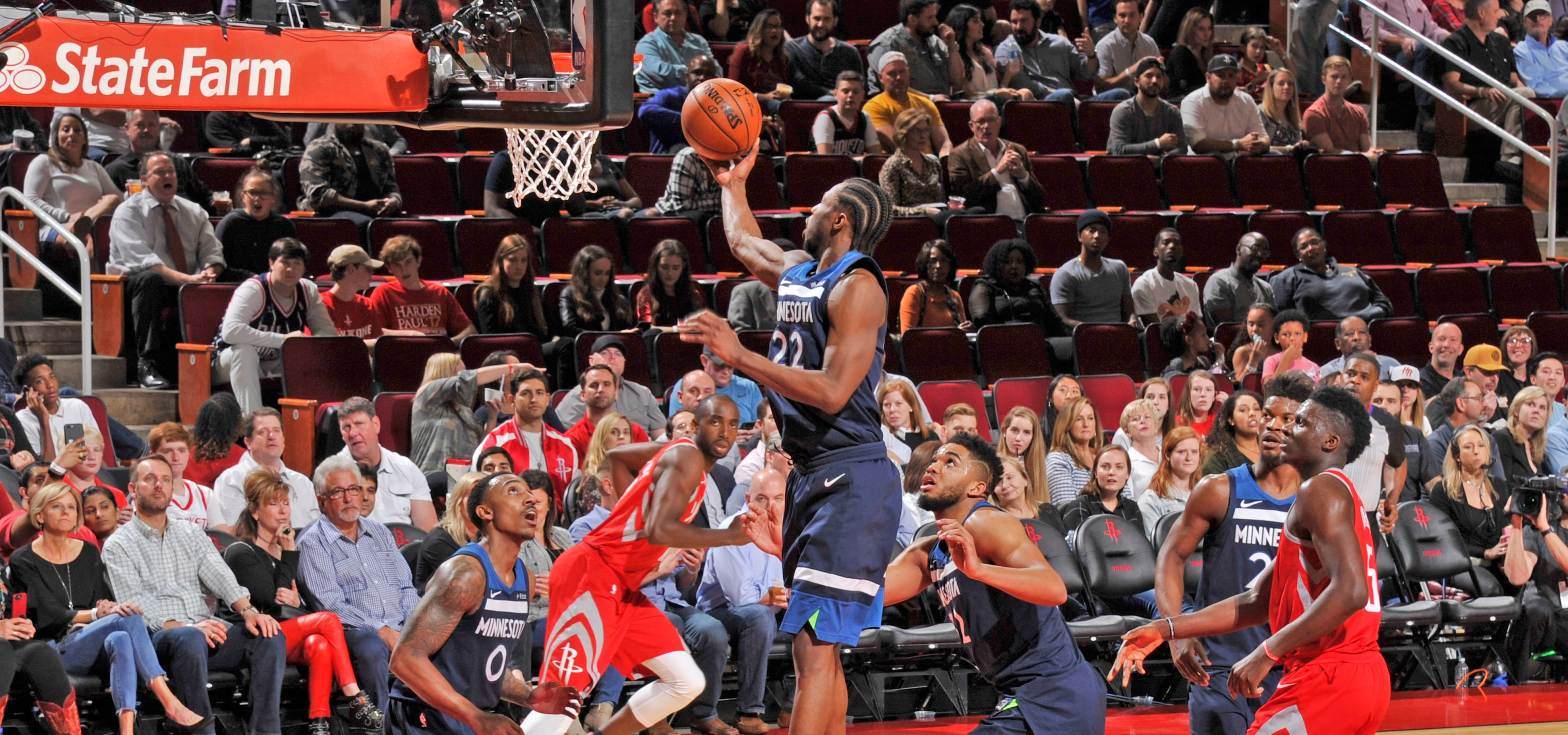 Scouting Report  Wolves vs. Rockets