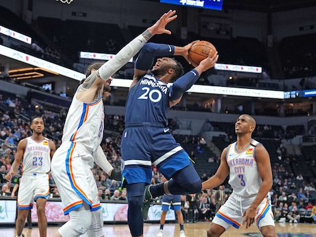 Scouting Report | Wolves vs. Thunder
