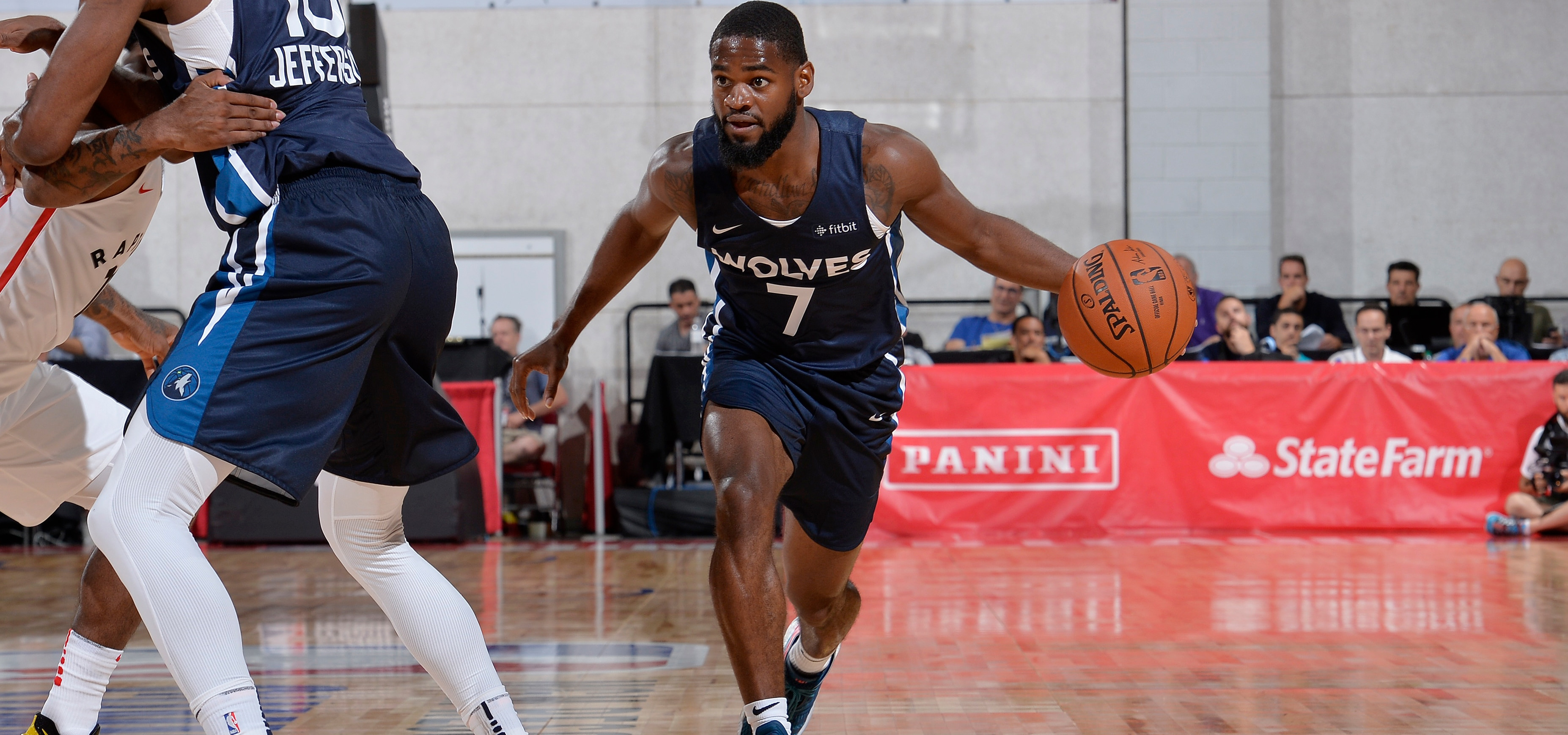 Get To Know Him Summer League Edition Jonathan Stark Minnesota Timberwolves