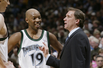 Timberwolves Head Coach Flip Saunders Through The Years