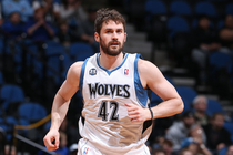 Kevin Love All-NBA Second Team