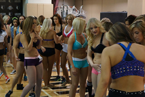Wolves Dancers Auditions | July 20, 2013 - 1