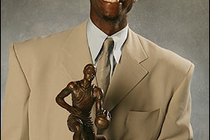 2003-04 Kevin Garnett Awards Photo Gallery