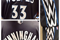 Gallery: Wolves Alternate Jersey 2013-14 - 1