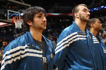 Ricky Rubio's Rookie Year - 1