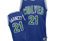 Top-5 Items At The Wolves Pro Shop