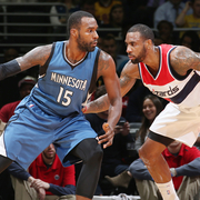 Timberwolves Fall to Wizards