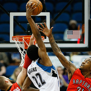 Timberwolves Fall to Raptors
