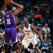 Photo Gallery: Wolves vs. Kings