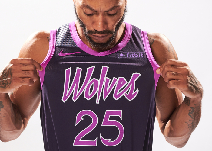 cf9e01c09 Timberwolves Unveil Prince-Inspired City Edition Uniforms ...