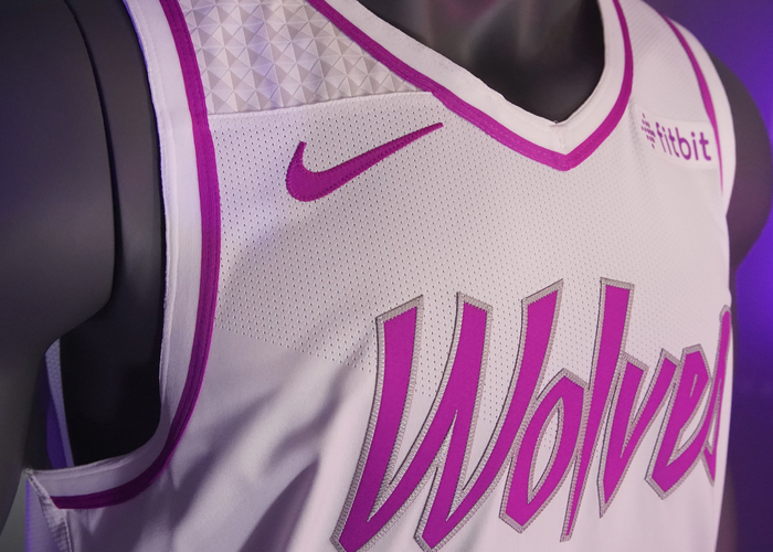 Timberwolves Unveil Nike NBA Earned Edition Uniforms  bac4dc483