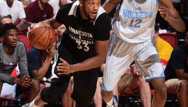 Summer League Photo Gallery | Wolves vs. Nuggets