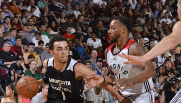 Summer League Photo Gallery | Wolves vs. Raptors