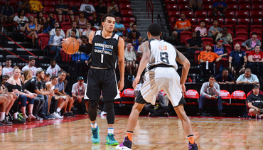 Tyus Jones Named Summer League 2016 MVP