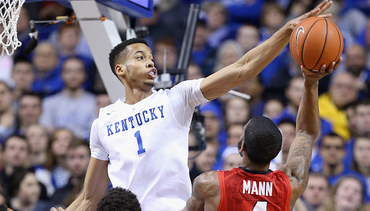 2016 Draft Prospect Gallery | Skal Labissiere