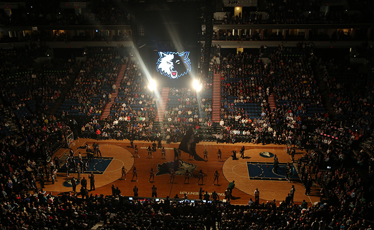 Timberwolves Announce 2014-15 Schedule