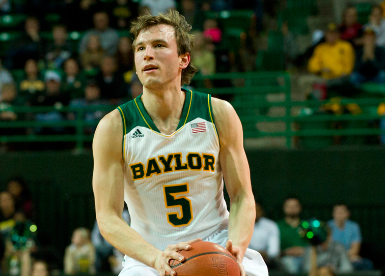 Brady Heslip's illustrious career at Baylor helped earn him a spot on the Timberwolves' Summer League team.