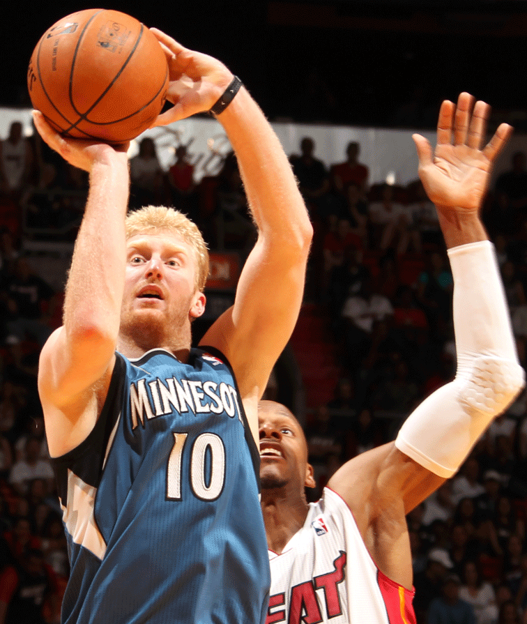 Chase Budinger hopes to be back in action at Summer League