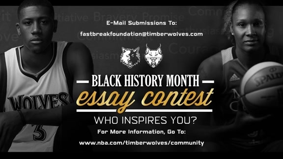 Black History Month Essay Contest and Ceremony