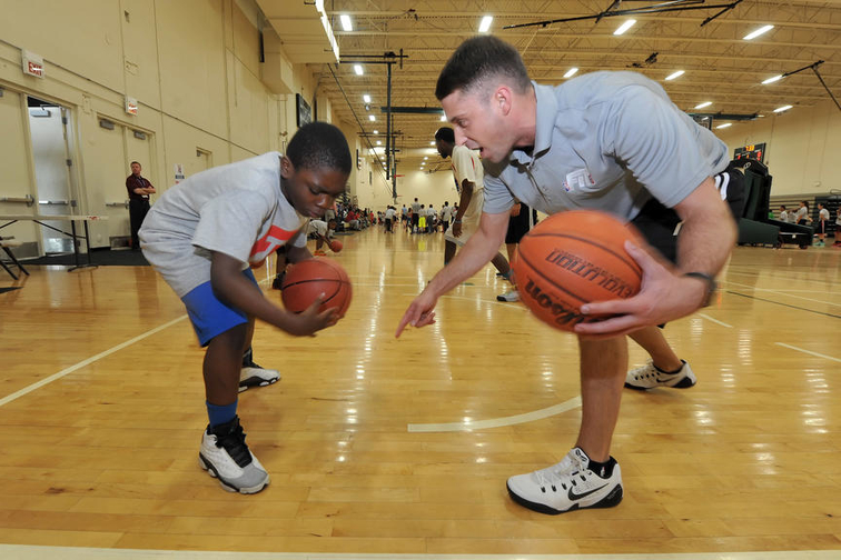NBA FIT Clinic at the Draft Combine 2015