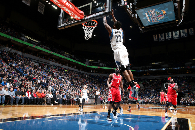 Wiggins Nearly Throws Down A 720 Dunk | Minnesota Timberwolves