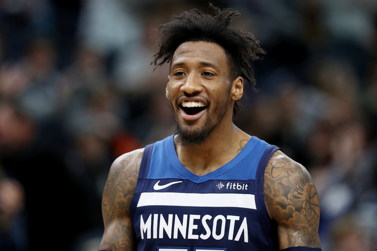2018-19 In Photos | Robert Covington