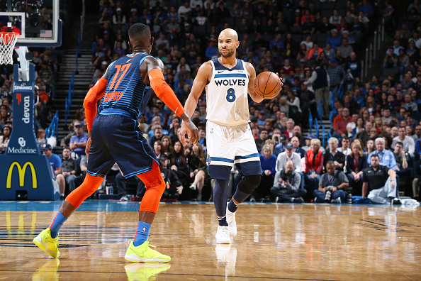 2018-19 In Photos | Jerryd Bayless