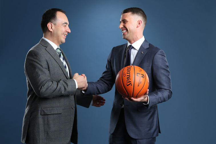 Gallery | Timberwolves Introduce Ryan Saunders As Head Coach