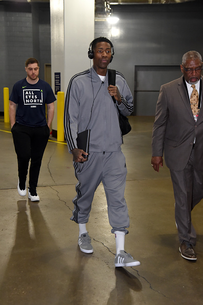Pregame Fashion Gallery | Jamal Crawford