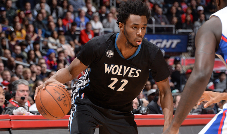 new style 5f2c8 214b1 A Great 48 Hours For Andrew Wiggins