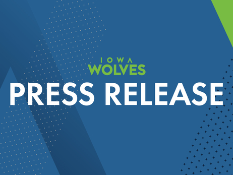 Iowa Wolves Announce Local Player Tryouts in Des Moines and Minneapolis