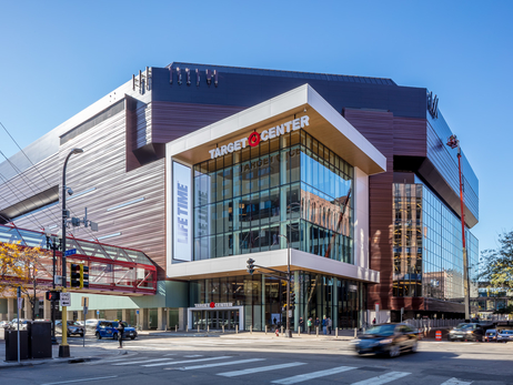 Target Center Nominated As Sports Facility Of The Year