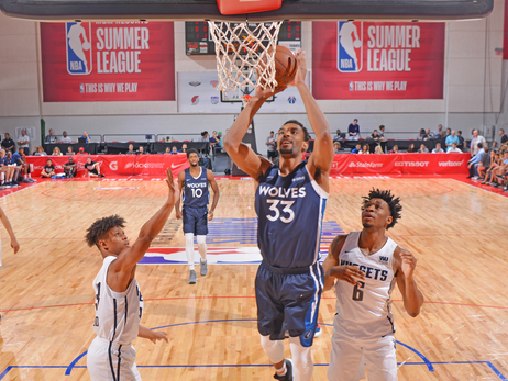 Wolves Close Out Summer League '18 With Win