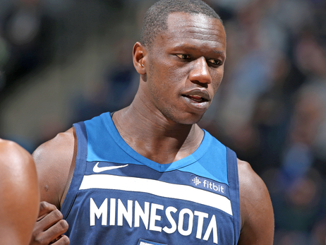 Gorgui Dieng Had A Solid Weekend For Senegal