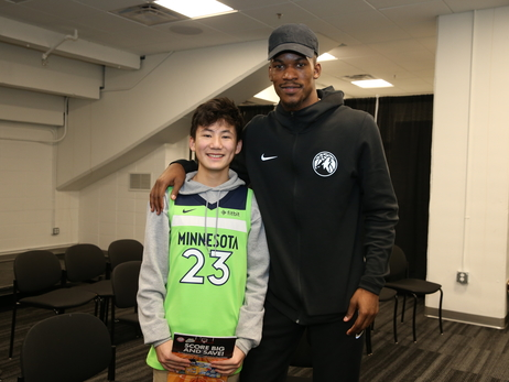 Gallery | Make-A-Wish With Jimmy Butler