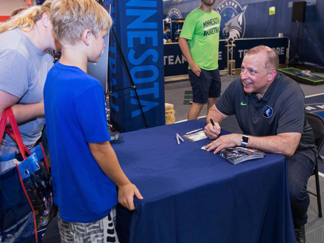Gallery | Thibs At The Minnesota State Fair