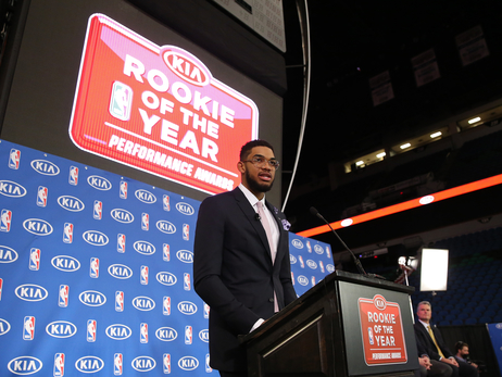 Rookie Of The Year Is Big, But Not Even Close To Everything For Towns