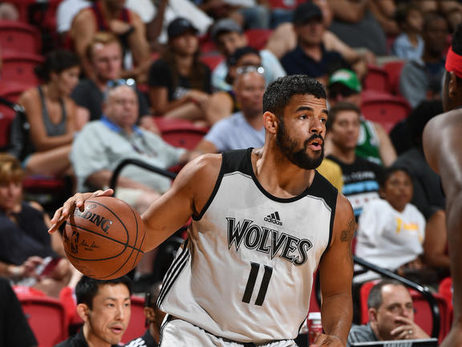 Summer League Gallery | Timberwolves vs. Wizards