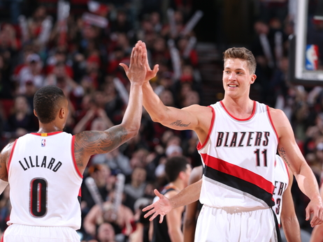 2017-18 Season Preview Gallery | Portland Trail Blazers