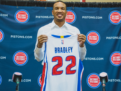 2017-18 Season Preview Gallery | Detroit Pistons