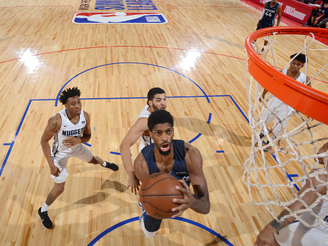 Summer League Gallery | Wolves vs. Nuggets