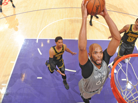Taj Gibson Is Getting Better With Age