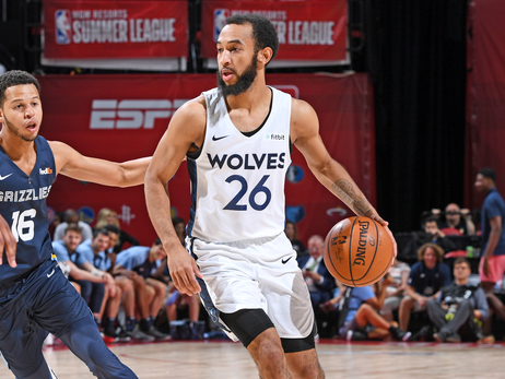 Timberwolves Sign Jordan McLaughlin To Two-Way Contract