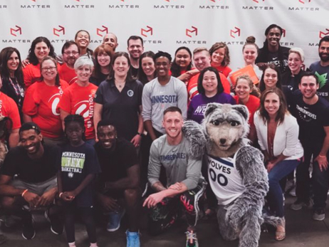 Timberwolves And Lynx Begin Pride Month By Giving Back