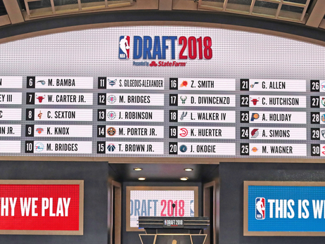 2019 NBA Draft Broadcast Information
