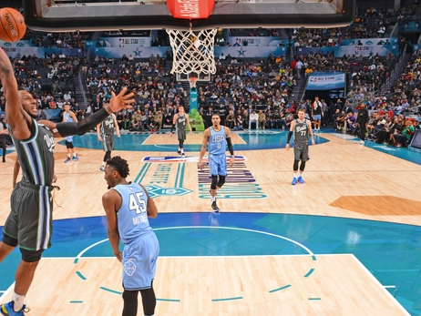 Okogie Impresses In Rising Stars Game