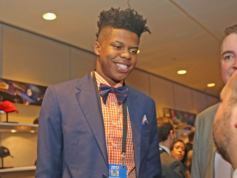 Twitter Reacts To Wolves Acquiring No. 16 Pick Justin Patton