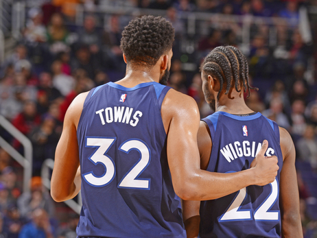The Layup Line | Karl-Anthony Towns & Andrew Wiggins Emergency Podcast