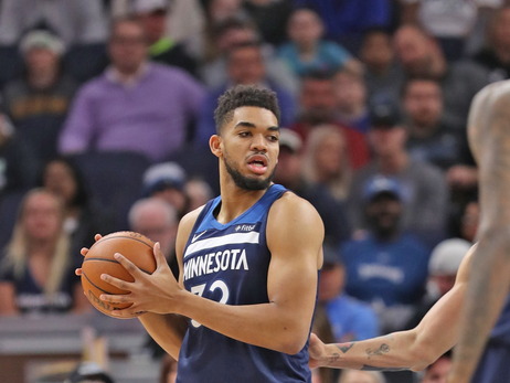 Wolves In Top-10 Of NBA.com Power Rankings